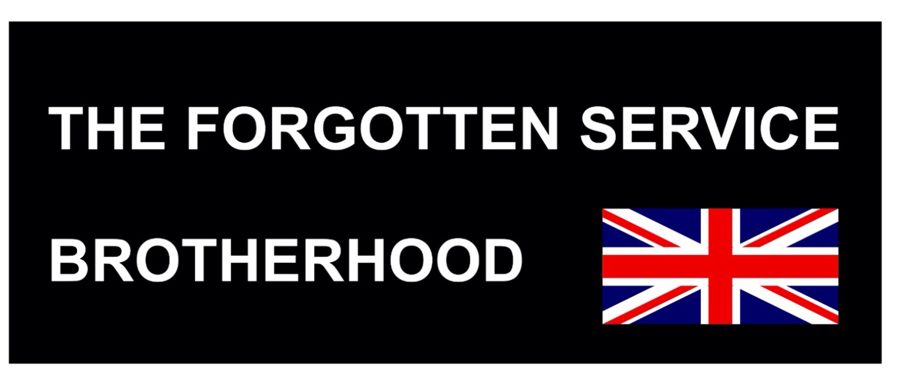 The Forgotten Service Brotherhood Sticker